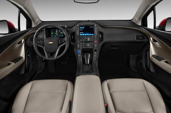 2020-Chevy-Volt-Interior