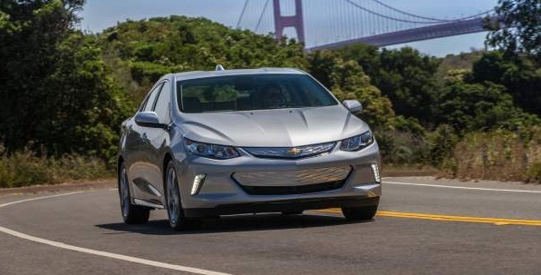 2020 Chevy Volt Mileage
