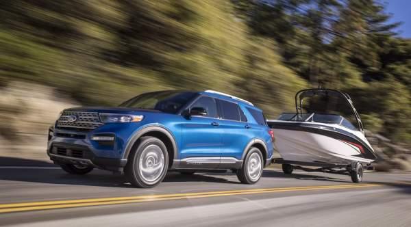 2020 Ford Explorer Hybrid Release Date