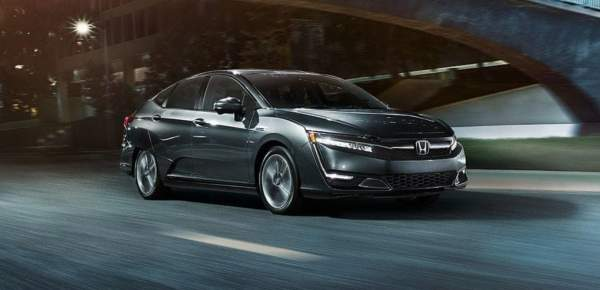 2020 Honda Clarity Plug-In Hybrid Price