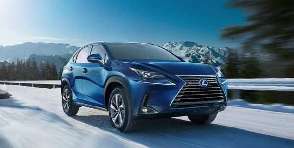 2020 Lexus NX Hybrid Luxury
