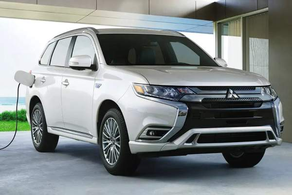 2020 Mitsubishi Outlander PHEV Changes
