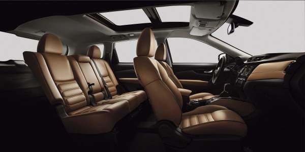 2020-Nissan-X-Trail-Hybrid-Interior