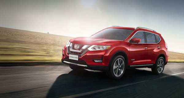 2020 Nissan X-Trail Hybrid Redesign