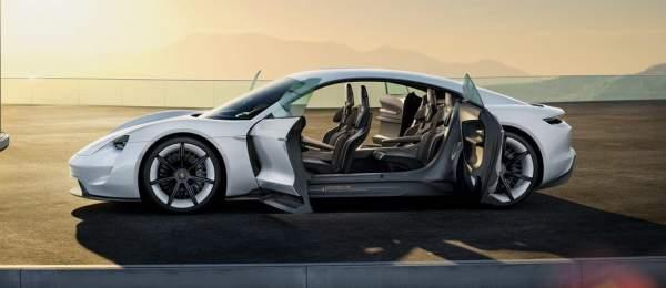 2020-Porsche-Mission-E-Concept