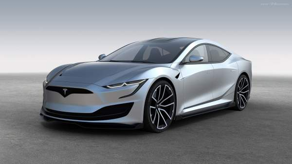 2021 Tesla Model S Refresh