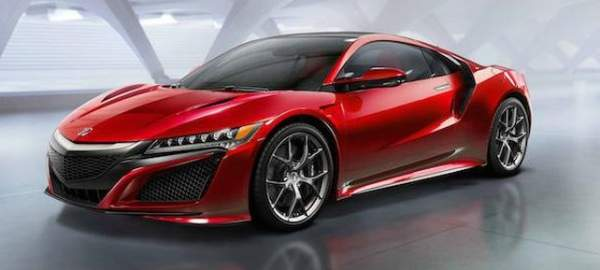 2020 Acura NSX Type R 650 HP