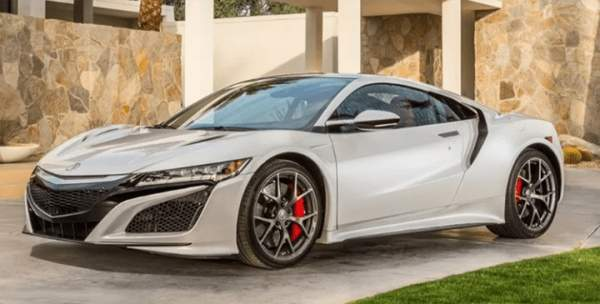2020 Acura NSX Type R Goes Over 650HP? - 2021 Electric Cars