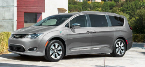 2020 Chrysler Pacifica Hybrid