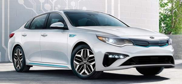 2020 Kia Optima Hybrid Price