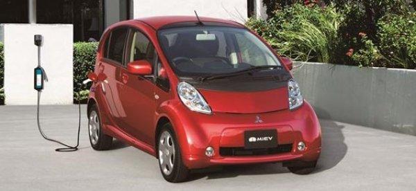 2020 Mitsubishi i-MiEV Charging Time