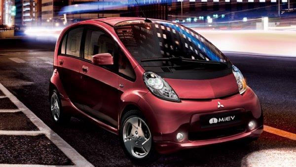 2020-Mitsubishi-i-MiEV Specs