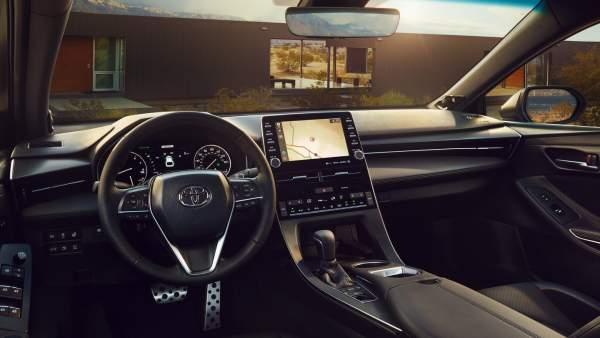 2020-Toyota-Avalon-Hybrid-Interior