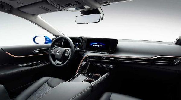 2020-Toyota-Mirai-Fuel-Cell-Hybrid-Interior