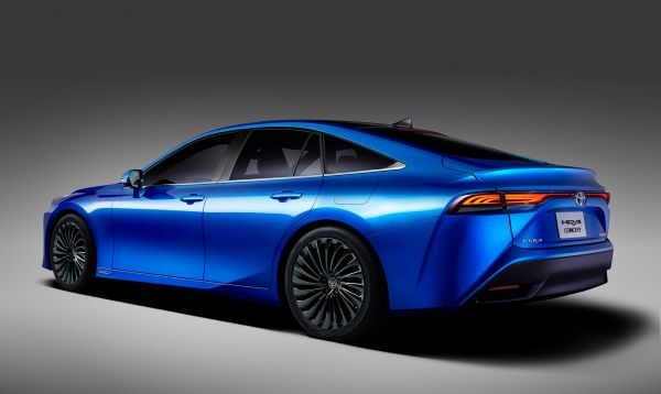2020-Toyota-Mirai-Fuel-Cell-Hybrid-Redesign