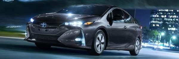 2020 Toyota Prius Prime Changes
