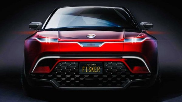 2021 Fisker Electric SUV Design