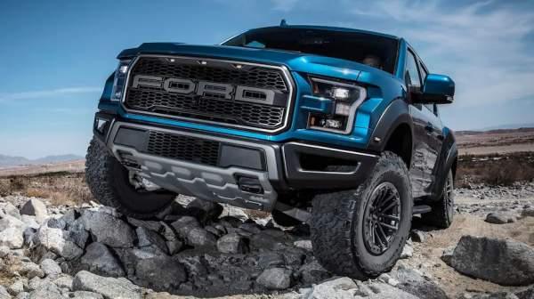 2021-Ford-F-150-Electric-Raptor