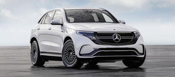 2021 Mercedes EQB Engine