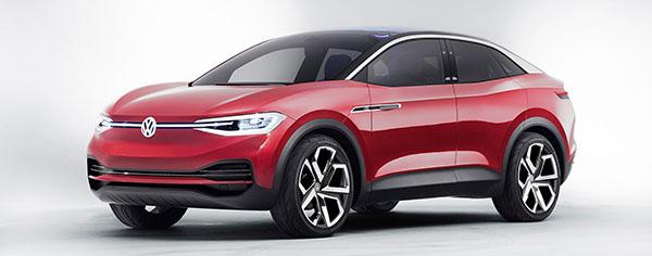 2021 Volkswagen ID 4X Crozz Concept