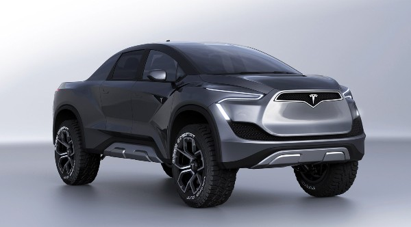 2021 Tesla Pickup Truck Is Coming