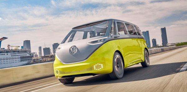 2021 VW ID Buzz Release Date