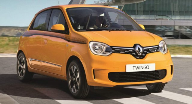 All-Electric Renault Twingo Will Be Released In 2021