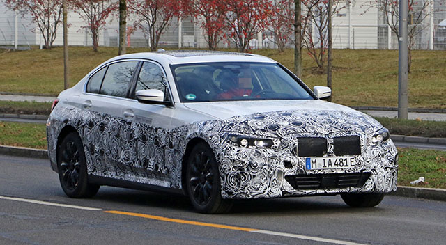 An All-Electric BMW 3-Series Will Be Introduced By 2023
