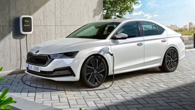 Škoda-Octavia-Plug-In-Hybrid