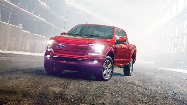 2022-Ford-F-150-Electric-Pickup-Truck