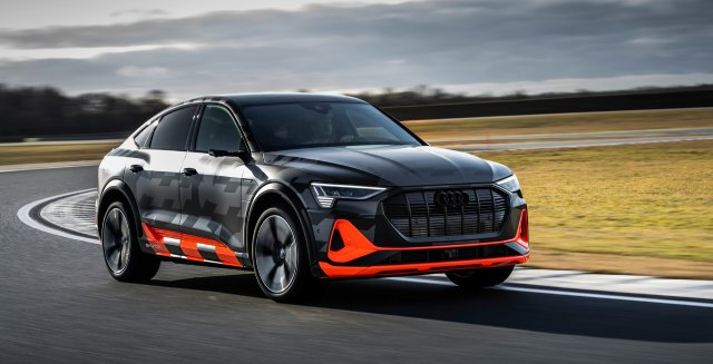 Audi e-tron S Comes With A Three-Motors Setup