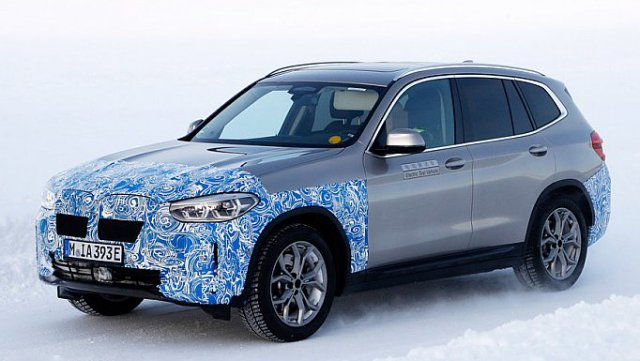 2021 BMW iX Exterior Design