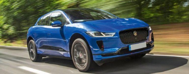 2021 Jaguar I-Pace Design