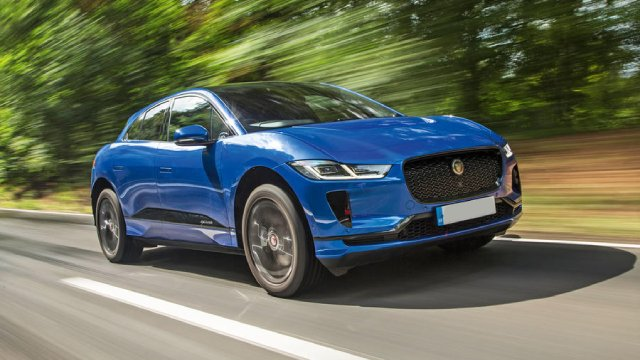 2021 Jaguar I-Pace Design