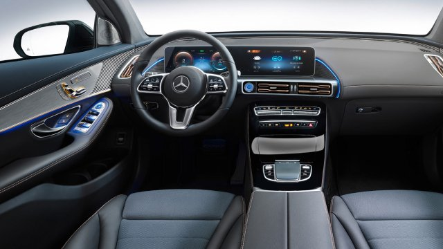 2021-Mercedes-Benz-EQC-Interior
