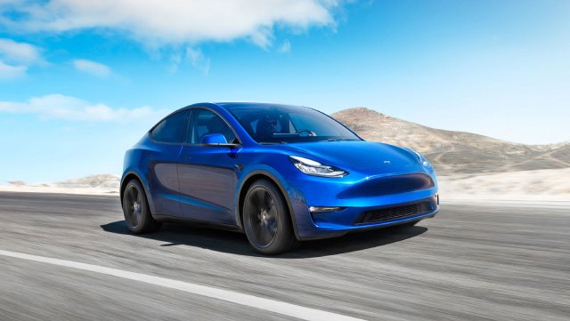 2021 Tesla Model Y Arrives Ahead of Schedule