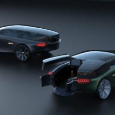 Bentley Centanne Concept - The First EV