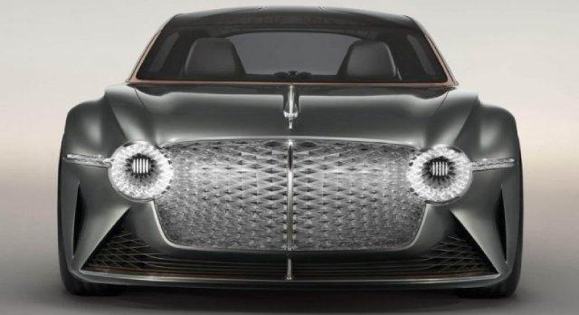 Bentley-EVs