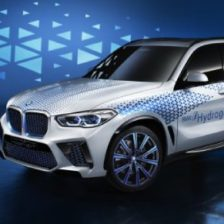 Hydrogen-Powered BMW X5 Is Announced For 2022