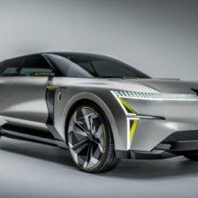 Renault Morphoz A True Transformer