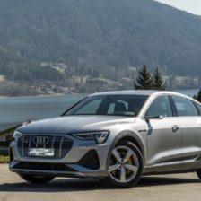 2020 Audi e-Tron Sportback Specs