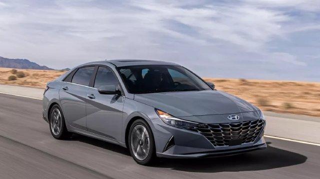 2021-Hyundai-Elantra-Hybrid-Design