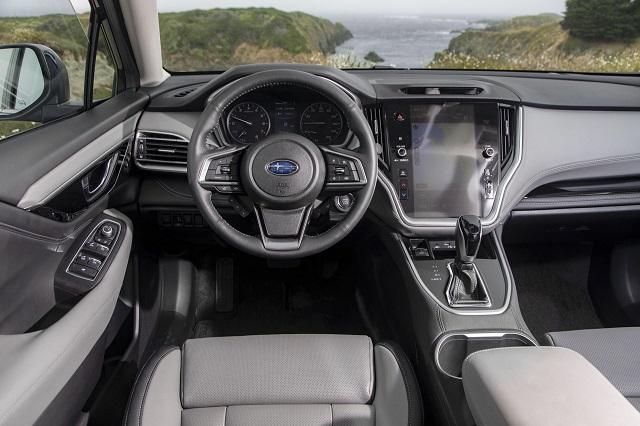 2021 Subaru Outback Hybrid Cabin