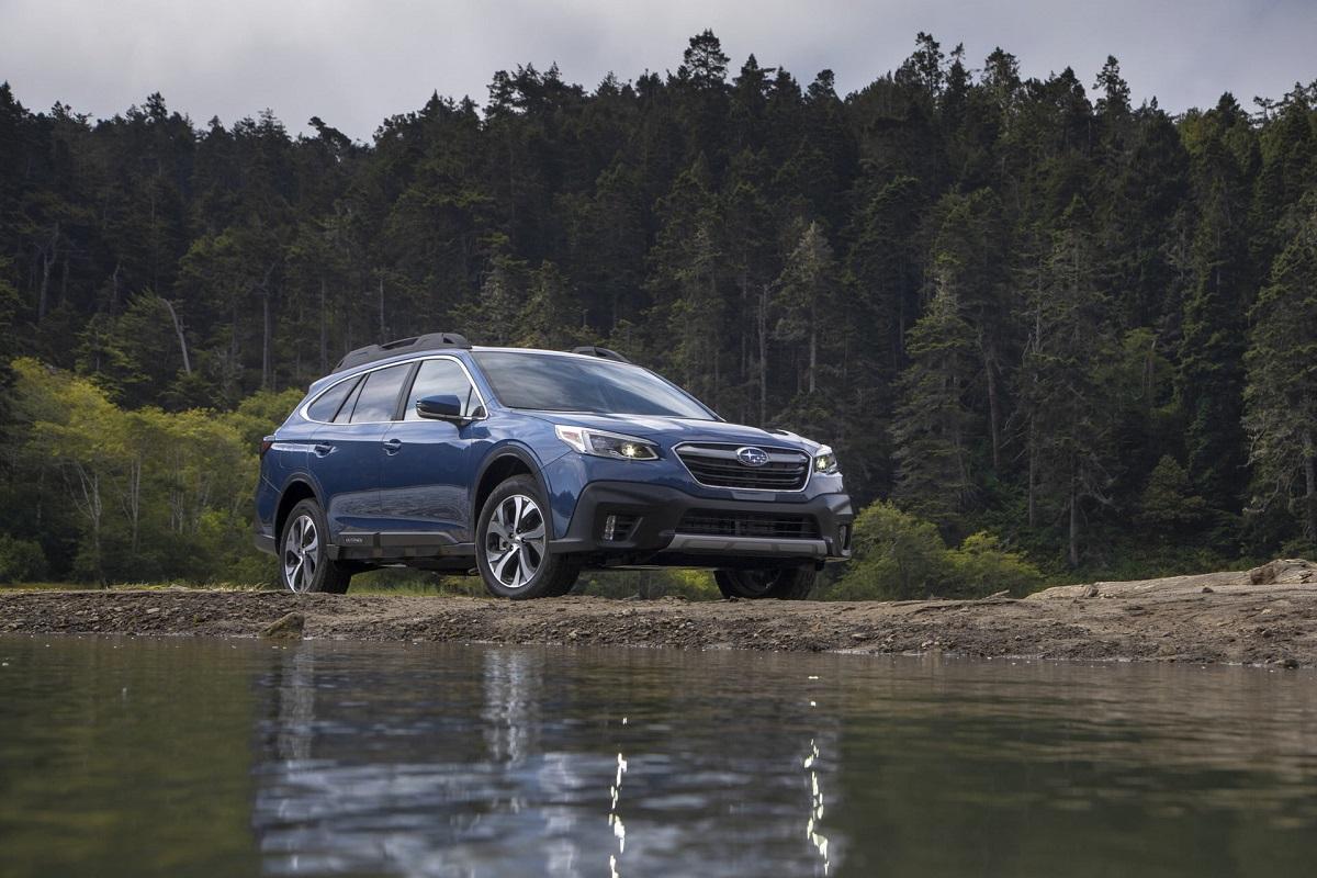 2021 Subaru Outback Hybrid