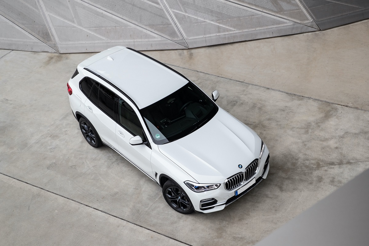 2021 BMW X5 xDrive45e air look