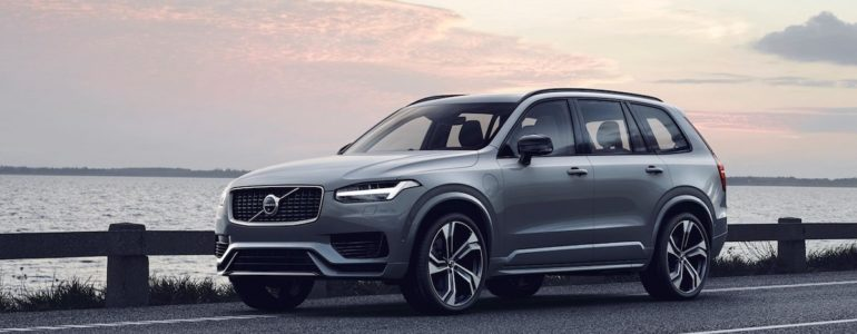 redesigned 2021 volvo xc90 t8 will arrive later this year