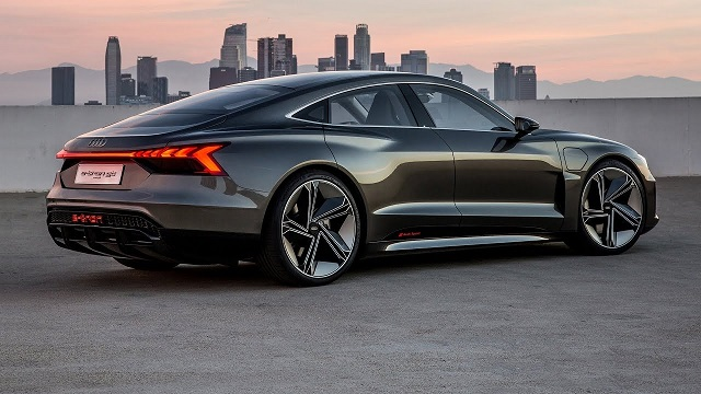 2021 Audi E-Tron GT Is Powered by a Strong Machine - 2021 ...