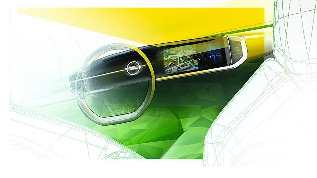 2021 Opel Mokka Electric interior