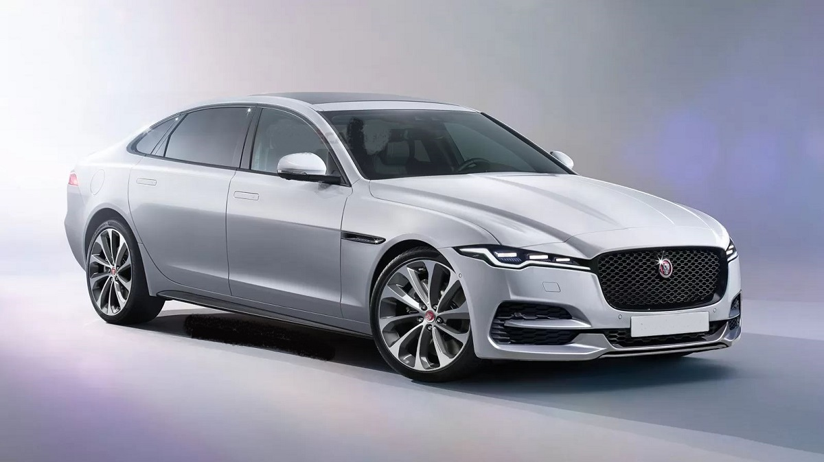 allnew 2022 jaguar xj goes electric  2021 electric cars