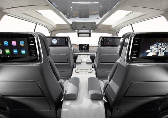 2022 Lincoln Mark E cabin